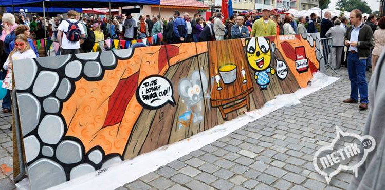 nauka malowania graffiti firma NIETAK